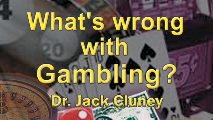 What's Wrong with Gambling?