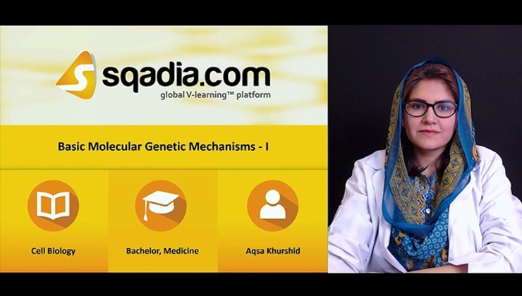 Basic Molecular Genetic Mechanisms - I