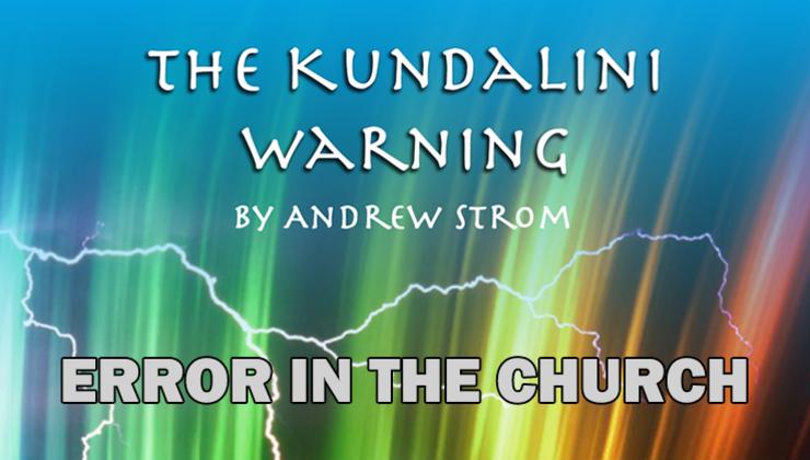 Kundalini Spirit Warning