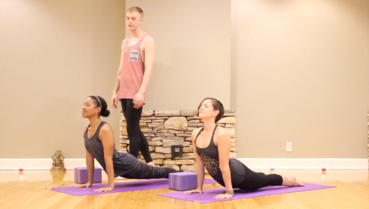 Intro To Sun Salutations