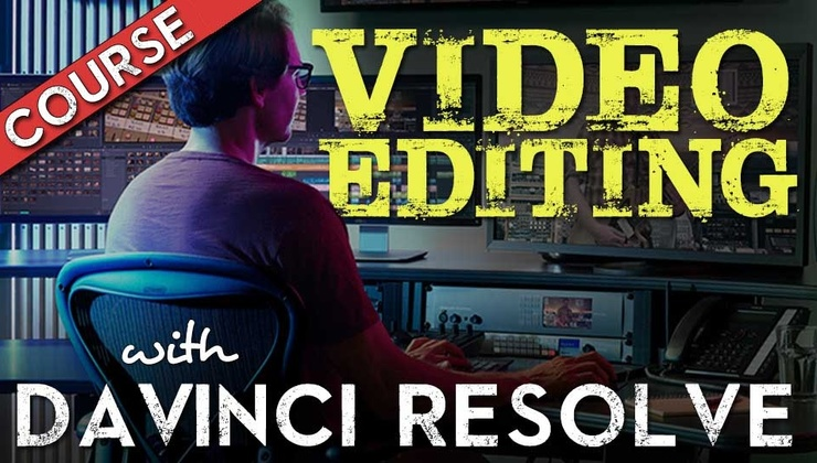 Video Editing with DaVinci Resolve