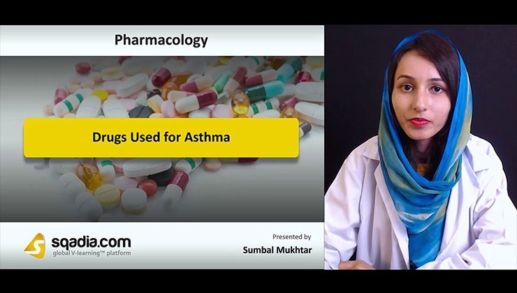 Drugs Used for Asthma