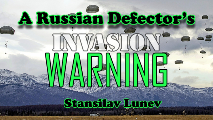 A Russian Defector's Invasion Warning