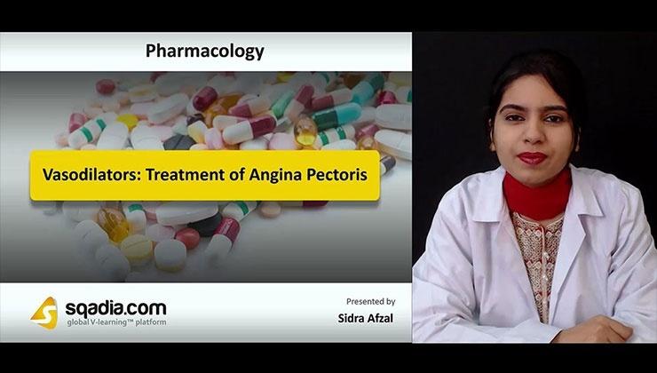 Vasodilators: Treatment of Angina Pectoris