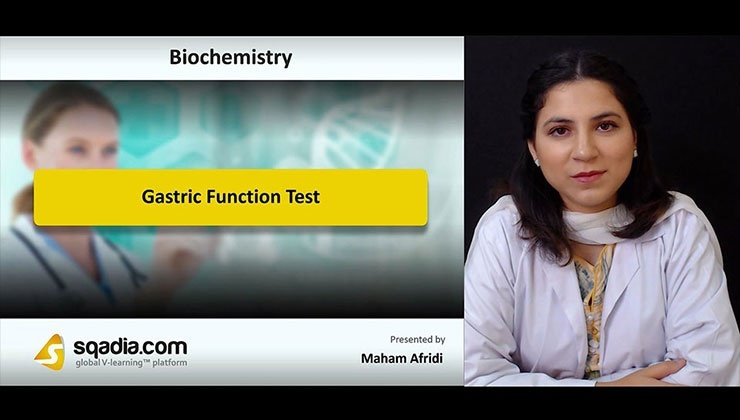 Gastric Function Test