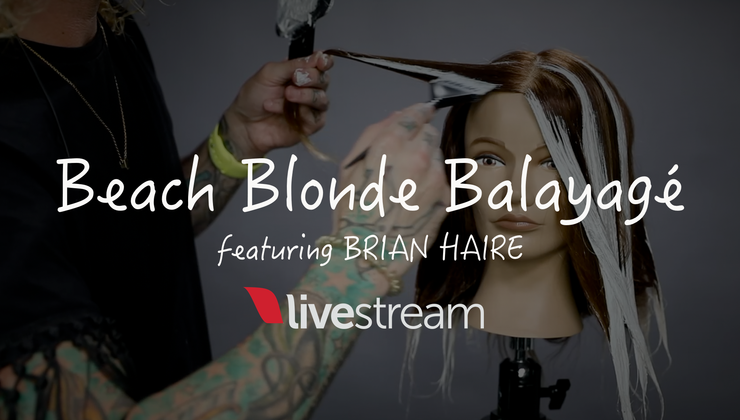 Beach Blonde Thru Balayage [Full Class]