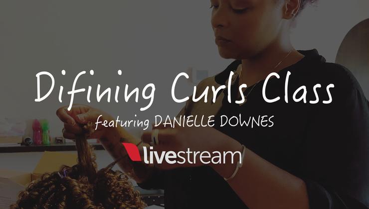 DIFING CURLS CLASS