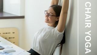 Chair Yoga Classes Online