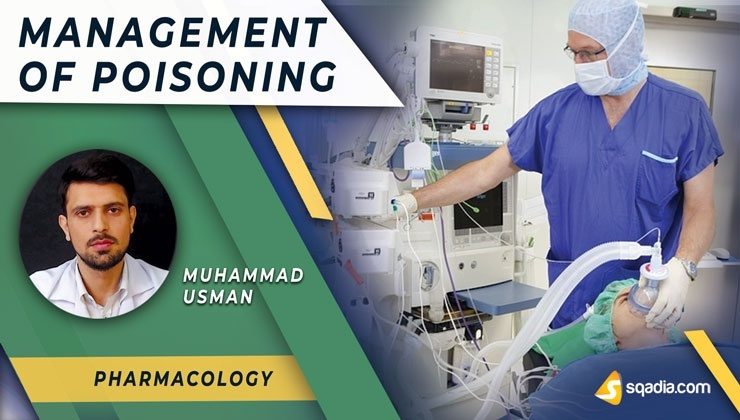 Management of Poisoning