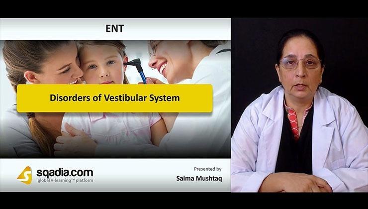 Disorders of Vestibular System