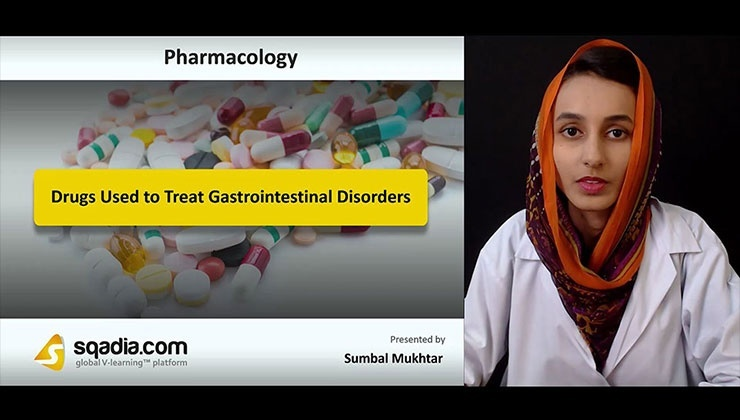 Drugs Used to Treat Gastrointestinal Disorders