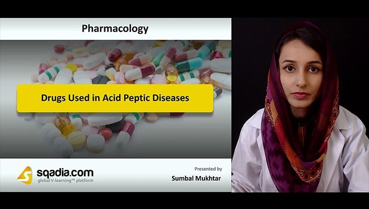 Drugs Used in Acid Peptic Diseases