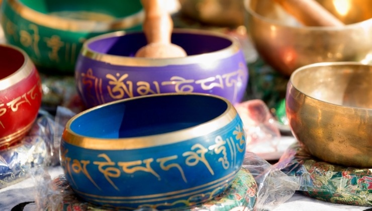 Yoga Music   Om Mani Padme Hum