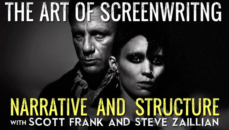 The Art of Screenwriting - Narrative and Structure with Scott Frank and Steve Zaillian
