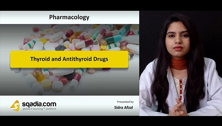 Thyroid and Antithyroid Drugs