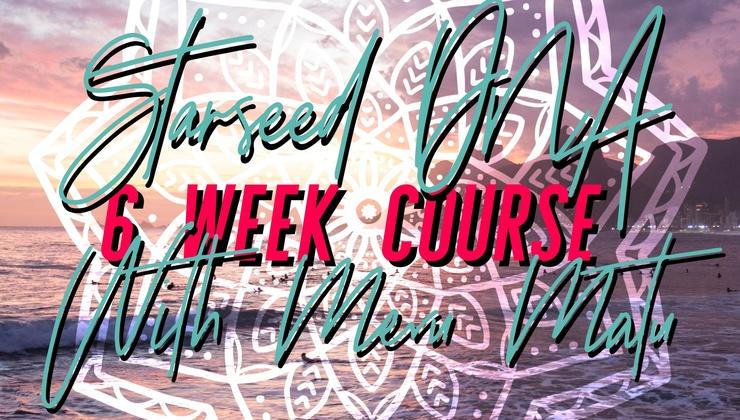 Starseed DNA 6 Week Course With Meru Matu