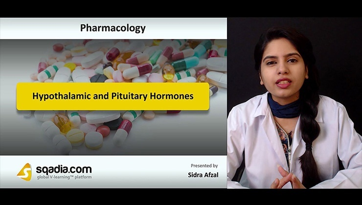 Hypothalamic and Pituitary Hormones