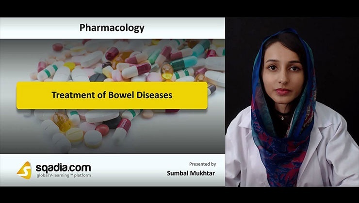 Treatment of Bowel Diseases