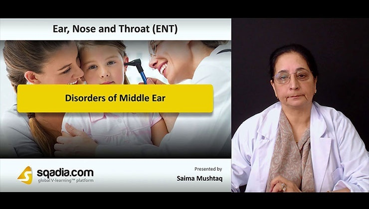 Disorders of Middle Ear