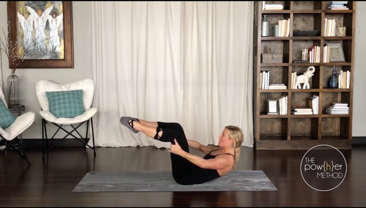 Butterfly Abdominals