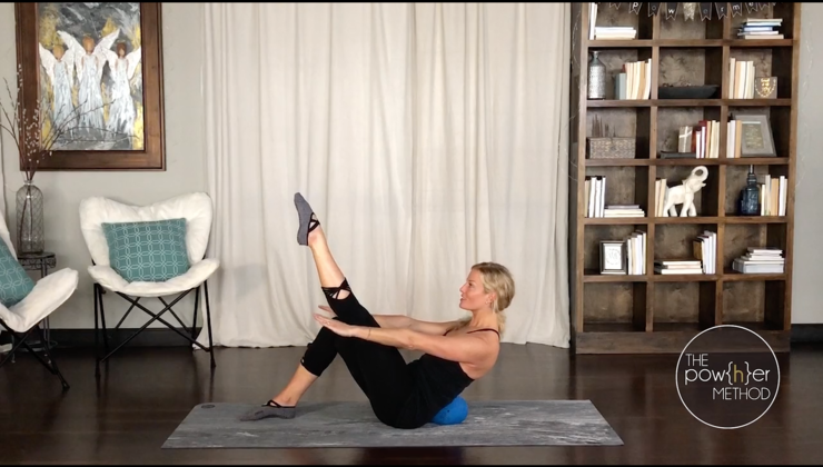 Radiate Core Barre Strength & Toning Combo