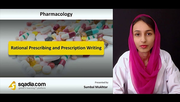 Rational Prescribing and Prescription Writing
