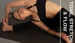 Tone, Stretch & Flow Classes Online