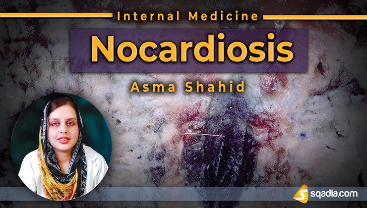 Nocardiosis