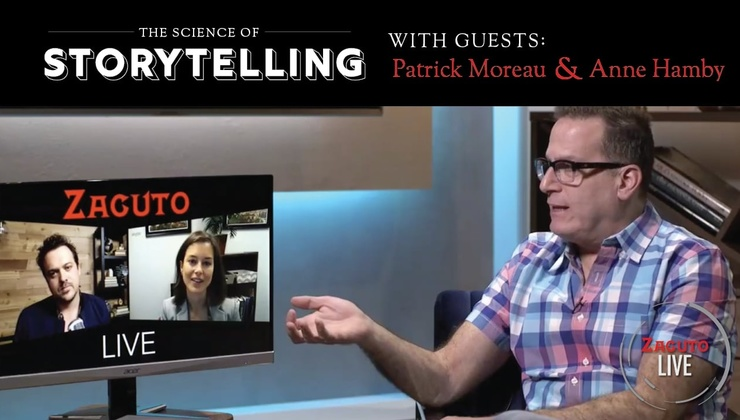 The Science of Storytelling | Zacuto Live