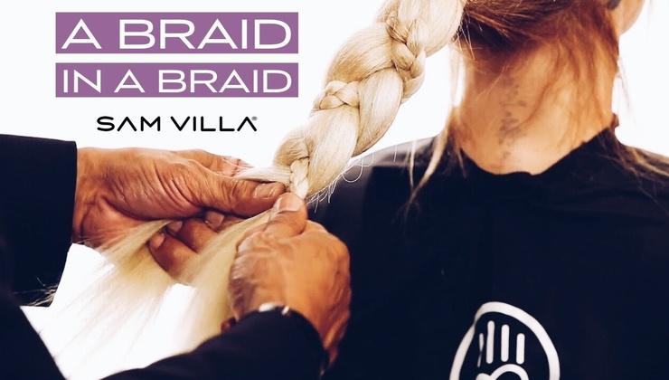 How to Put a Braid in a Braid