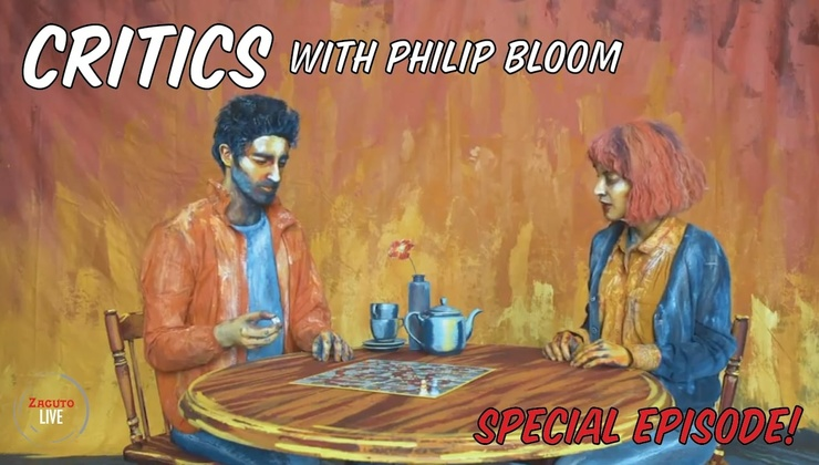 Critics with Philip Bloom - SPECIAL EPISODE | Zacuto Live