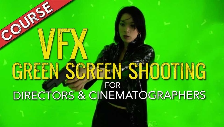 Visual Effects for Directors & Cinematographers: Green Screen Shooting
