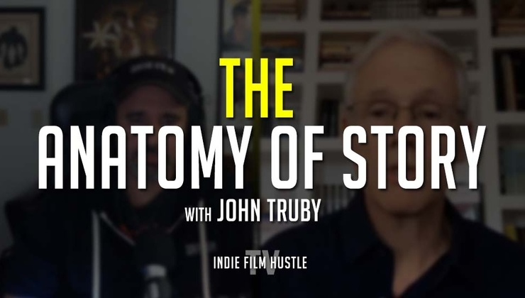 IFHTV Video Podcast - The Anatomy of Story with John Truby