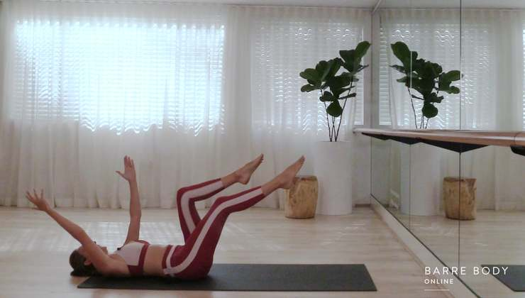 Power Pilates with Mel