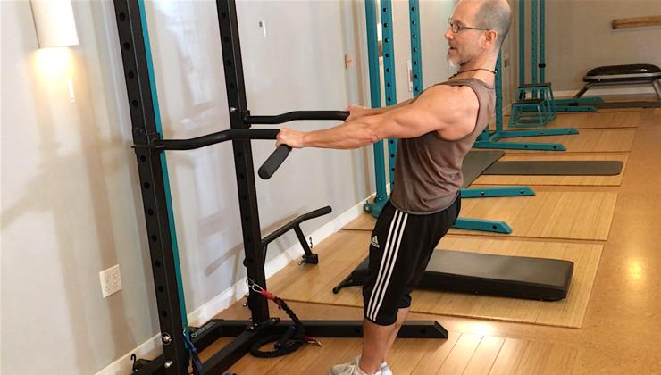 Basic Upper Body Training Session 1