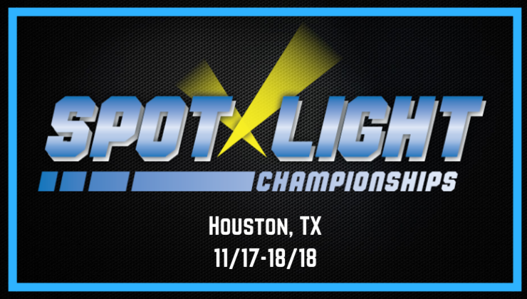 Spotlight Nationals 2018