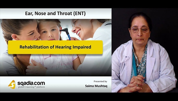 Rehabilitation of Hearing Impaired