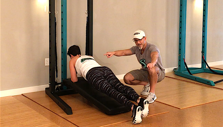 LIIT Abs and Core Intermediate Training Session #1