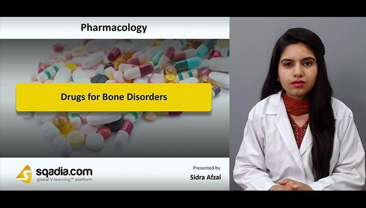 Drugs for Bone Disorders