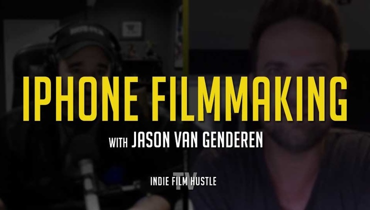 IFHTV Video Podcast - iPhone Filmmaking with Jason Van Genderen