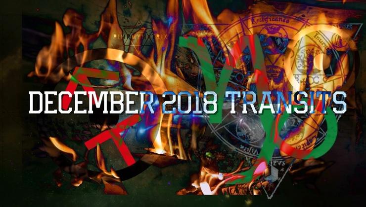 December 2018 Transits