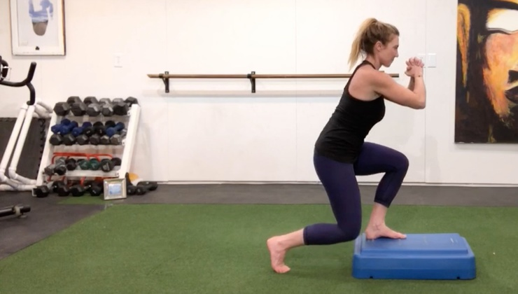 """DEFY - StepFLOW """"Learn to FLOW"""" Workout 1"""