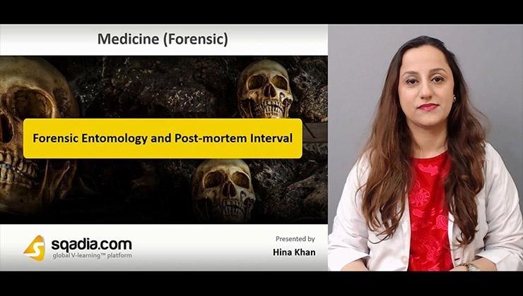 Forensic Entomology and Post-mortem Interval