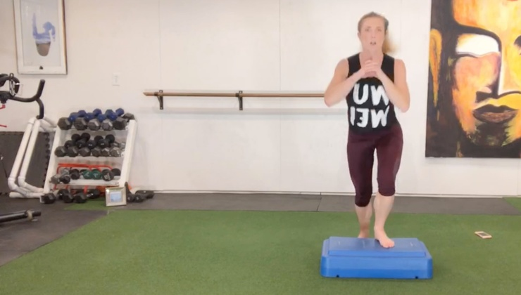 """DEFY - StepFLOW """"Learn to FLOW"""" Workout 2"""