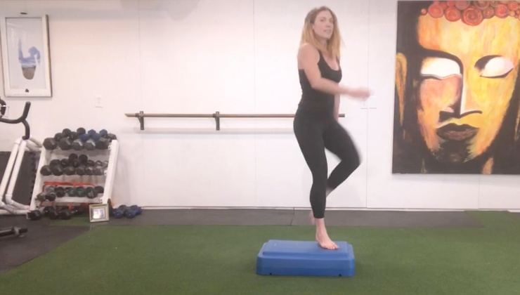 """DEFY - StepFLOW """"Learn to FLOW"""" Workout 3"""