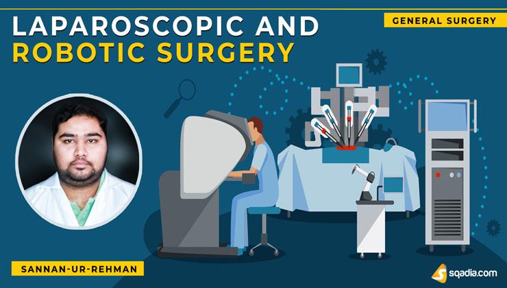 Laparoscopic and Robotic Surgery