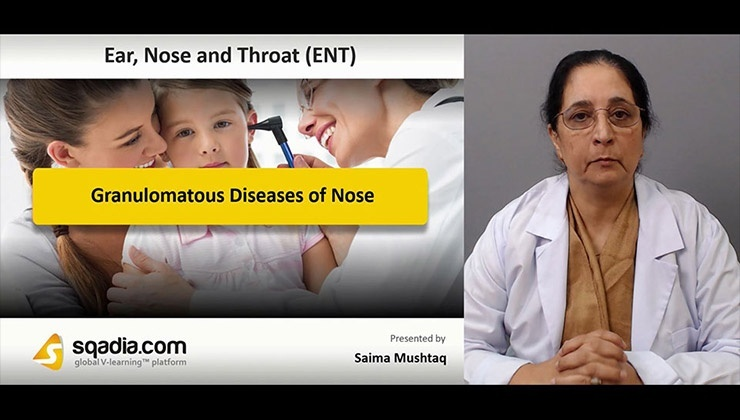 Granulomatous Diseases of Nose
