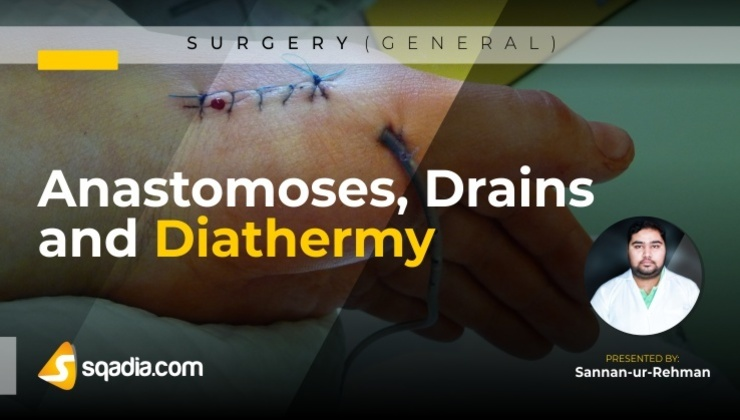 Anastomoses, Drains and Diathermy