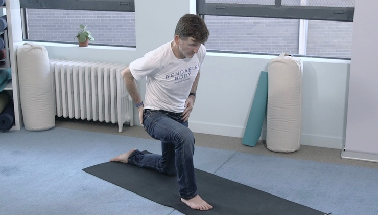 Sexual 1 - Front of Thighs, Hip Flexors