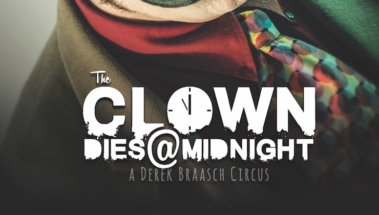 The Clown Dies at Midnight